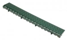 Боковой элемент обрамления с замками, цвет Зеленый
